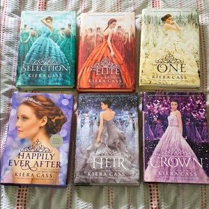 The Selection Entire Series Hardcover